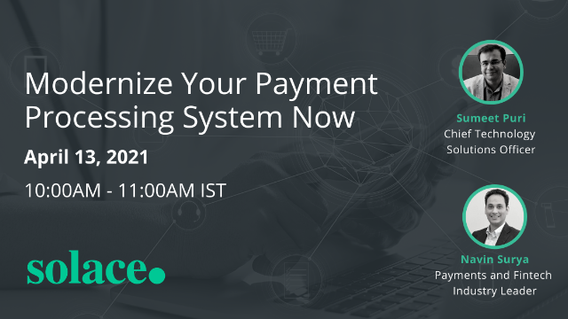 Modernize Your Payment Processing System Now