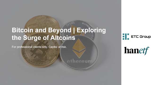 Bitcoin and Beyond | Exploring the Surge of Altcoins