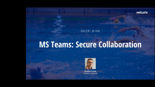 [Deep Dive] MS Teams: Secure Collaboration