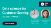 Using data science for customer scoring at Marc O'Polo