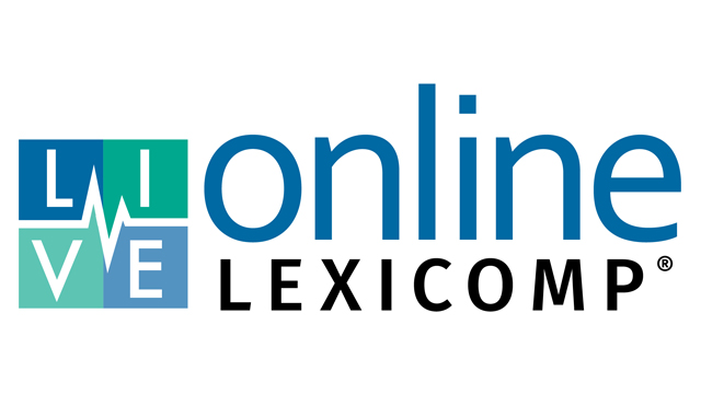 What's new in Lexicomp? - Customized session for Region Midtjylland Denmark
