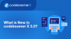 What is New in codebeamer X 3.3?