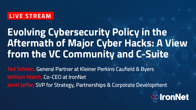 Evolving Cybersecurity Policy in the Aftermath of Major Cyber Hacks
