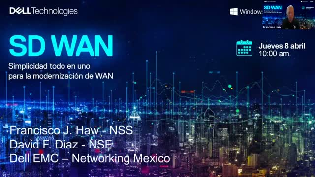 Networkng SD WAN