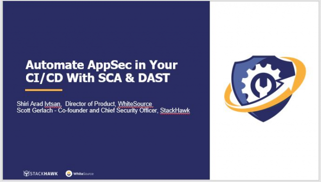 Automate AppSec in Your CI/CD With SCA & DAST