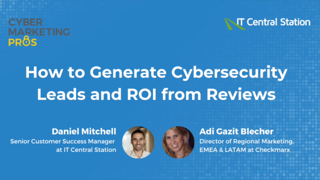 How to Generate Cybersecurity Leads and ROI from Reviews