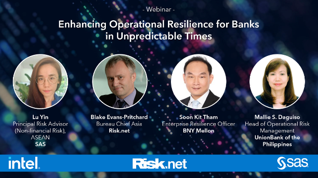 Enhancing Operational Resilience for Banks in Unpredictable Times