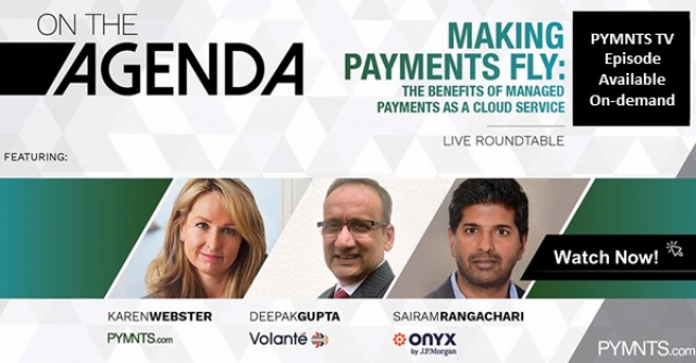 Making Payments Fly: The Benefits of Managed Payments as a Cloud Service