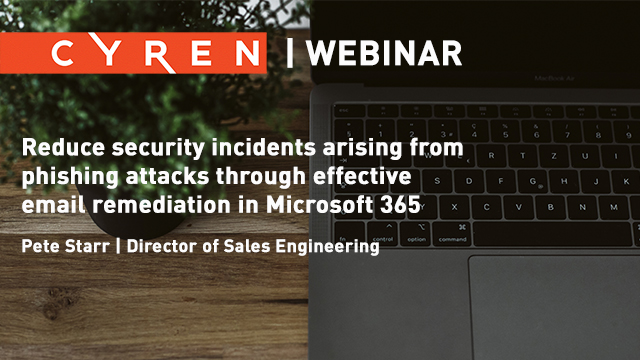 Significantly reduce security incidents arising from phishing attacks