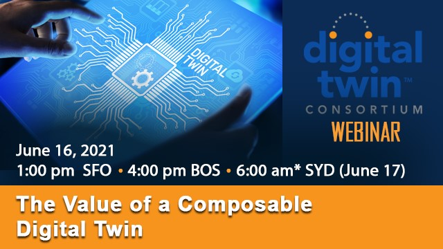 The Value of a Composable Digital Twin