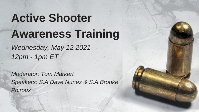 Active Shooter Awareness Training
