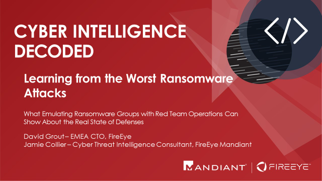 Ransomware: What Emulating Ransomware Groups Shows About Your Defenses