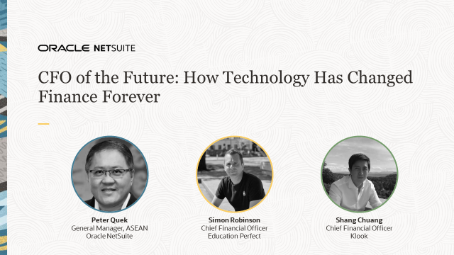 CFO of the Future: How Technology Has Changed Finance Forever