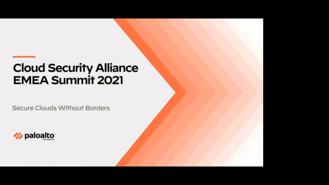 How to Secure Clouds Without Borders – Hear from a CSO