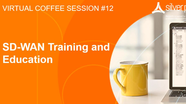 SD-WAN Coffee Session #12: SD-WAN Training and Education