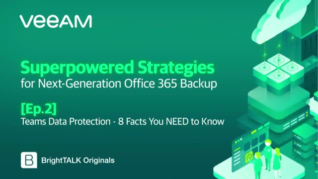 [Ep.2] Teams Data Protection – 8 Facts You NEED to Know [HKT]