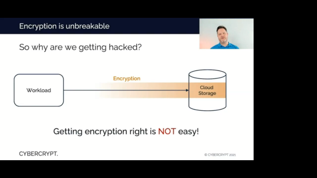 Rethinking Encryption in the Cloud