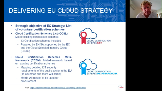 Cloud Security Under the NIS Directive