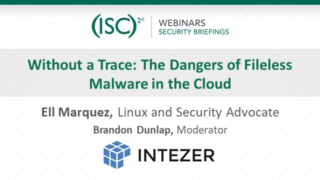 Without a Trace: The Dangers of Fileless Malware in the Cloud