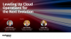 Leveling Up IT Operations for the Cloud Evolution - Asia, Pacific, Japan