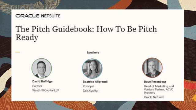 The Pitch Guidebook: How To Be Pitch Ready