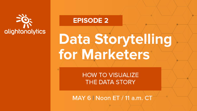 Data Storytelling for Marketers | How to Visualize Your Data Story