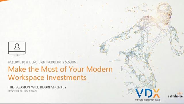 Future of Modern Management - Make the Most of Your Modern Workspace Investments