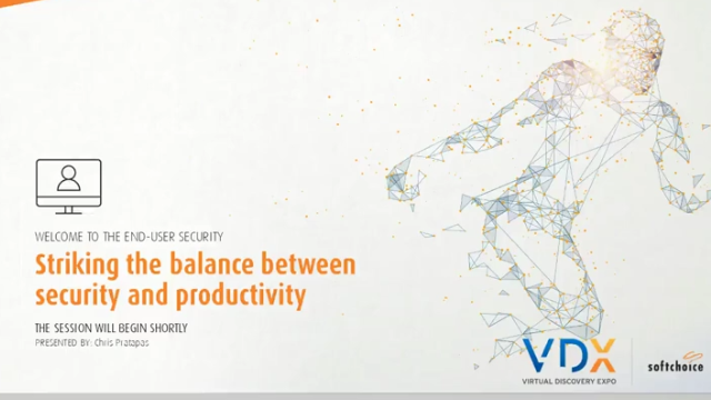 Striking the Balance between Security and Productivity