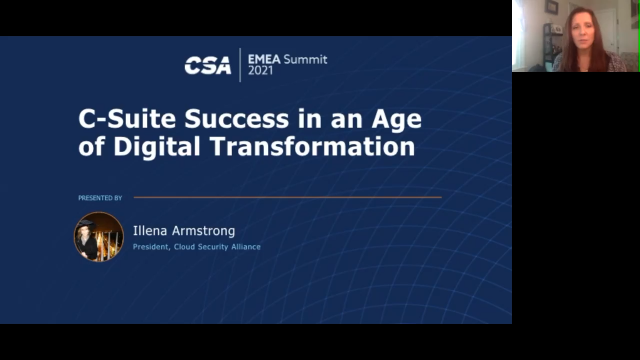 C-Suite Success in an Age of Digital Transformation