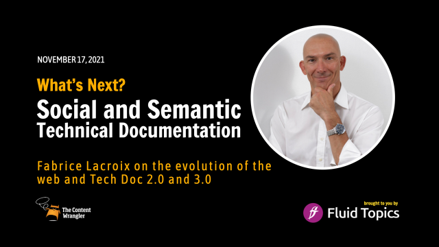 What's Next: Social and Semantic Technical Documentation
