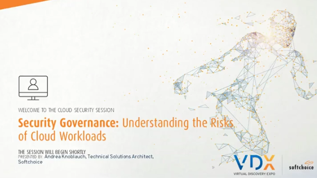 Security Governance: Understanding the Risks of Cloud Workloads