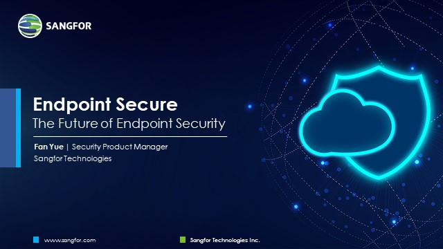 How Sangfor Endpoint Secure Disrupts Ransomware Using AI