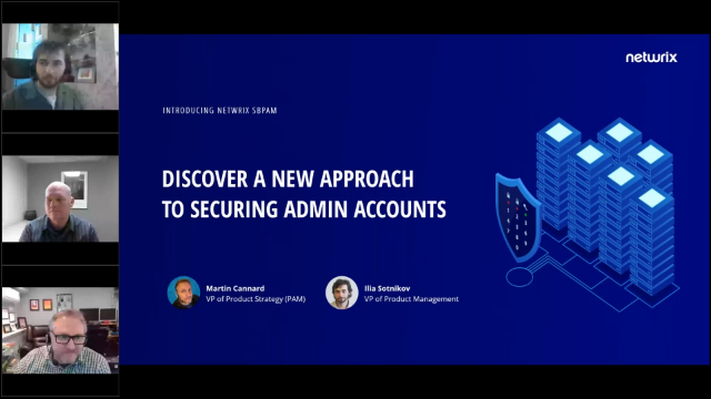 Reimagining PAM: Discover a New Approach to Securing Admin Accounts