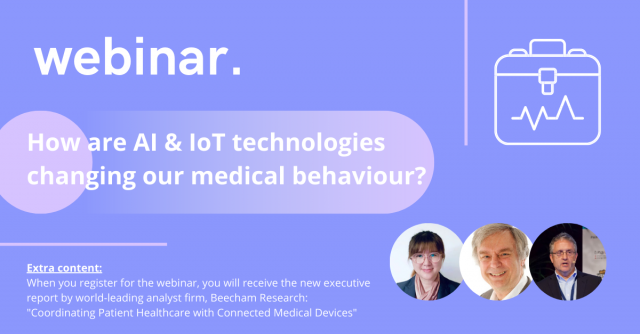 How are AI & IoT technologies changing our medical behaviour?
