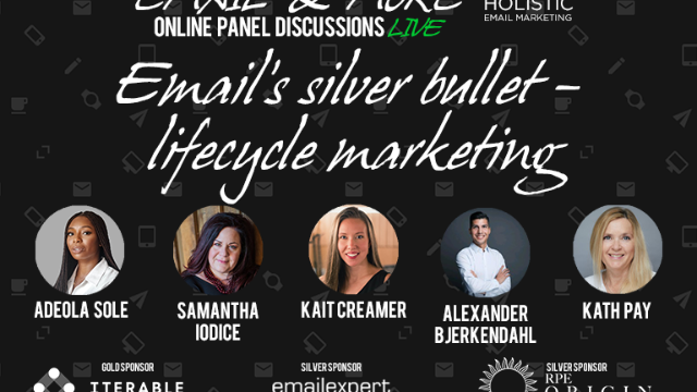 Email & More: Email's Silver Bullet – Lifecycle Marketing