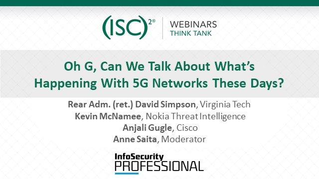 Oh G, Can We Talk About What's Happening With 5G Networks These Days?