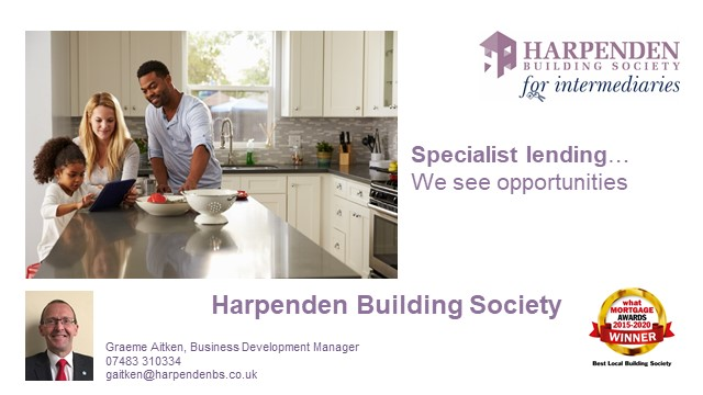 Specialist Lending - we see opportunities