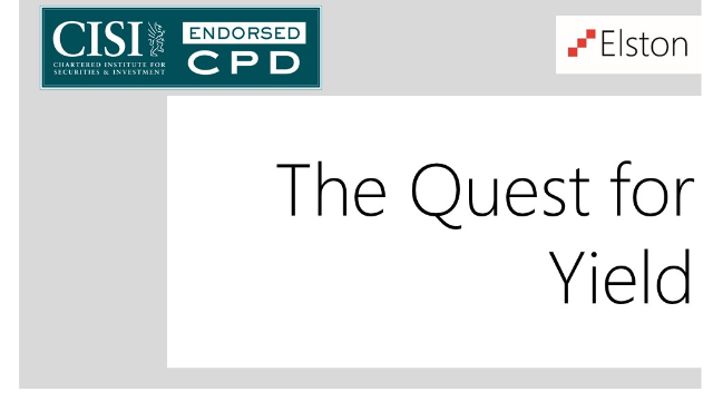CPD: The Quest for Yield