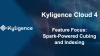 Kyligence Cloud 4 - Feature Focus: Spark-Powered Cubing and Indexing