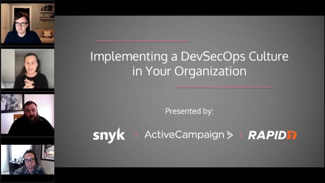 How to Implement a DevSecOps Culture in Your Organization