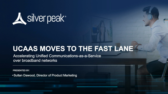 UCAAS Moves to the Fast Lane