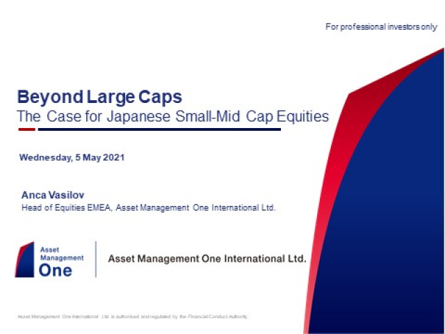 Beyond Large Caps – The Case for Small-Mid Cap Japanese Equities