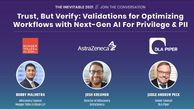 Trust, But Verify: Validations for Optimizing Workflows with Next-Gen AI