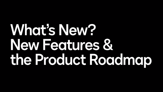 What's new with the DocuSign Agreement Cloud? New Features and Product Roadmap