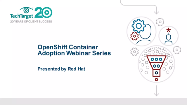 OpenShift container adoption