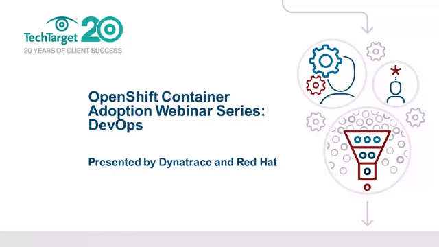 OpenShift container adoption: DevOps