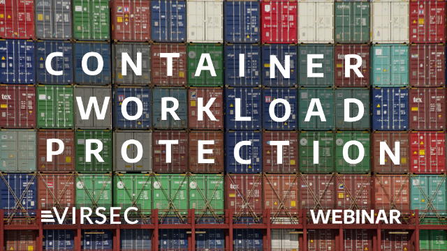 Container Workload Protection