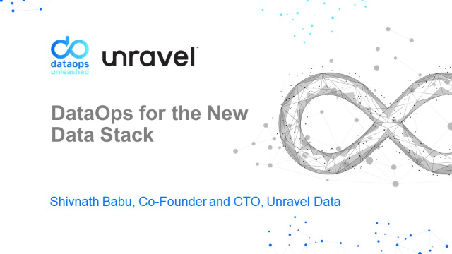 DataOps Unleashed - DataOps for the New Data Stack