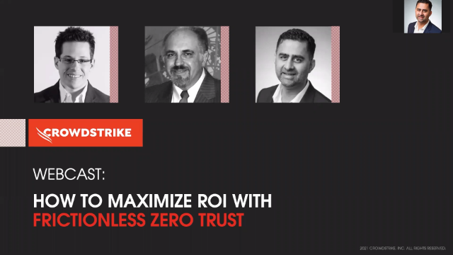 How to Maximize ROI with Frictionless Zero Trust