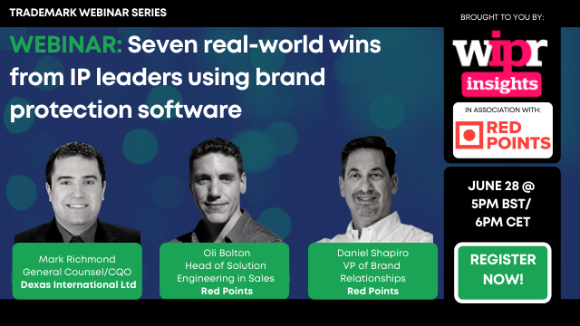 Seven real-world wins from IP leaders using brand protection software